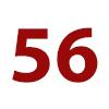 56 cm