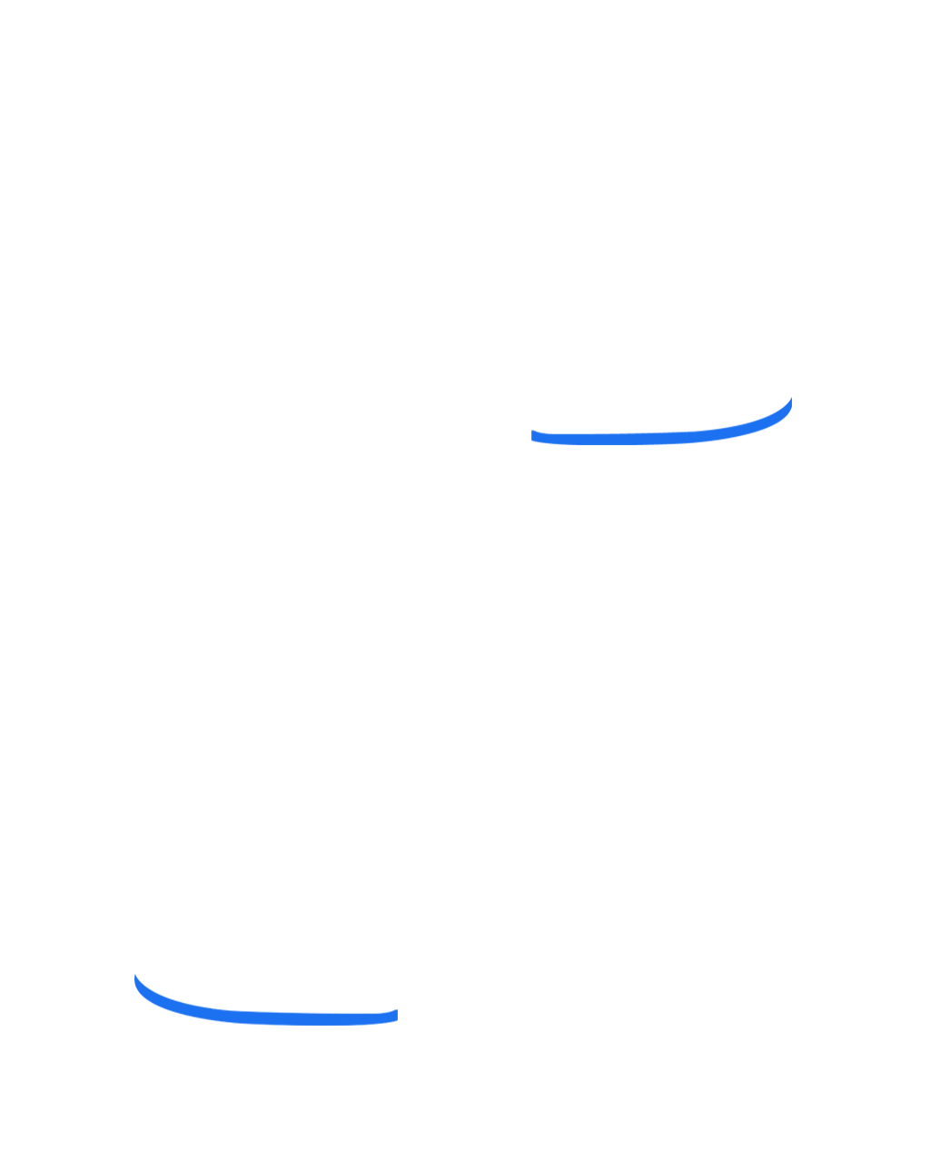 Azul francia